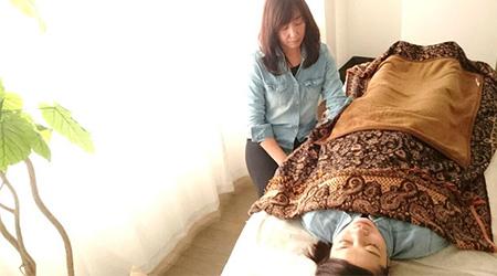 クラニオ(頭蓋仙骨)療法